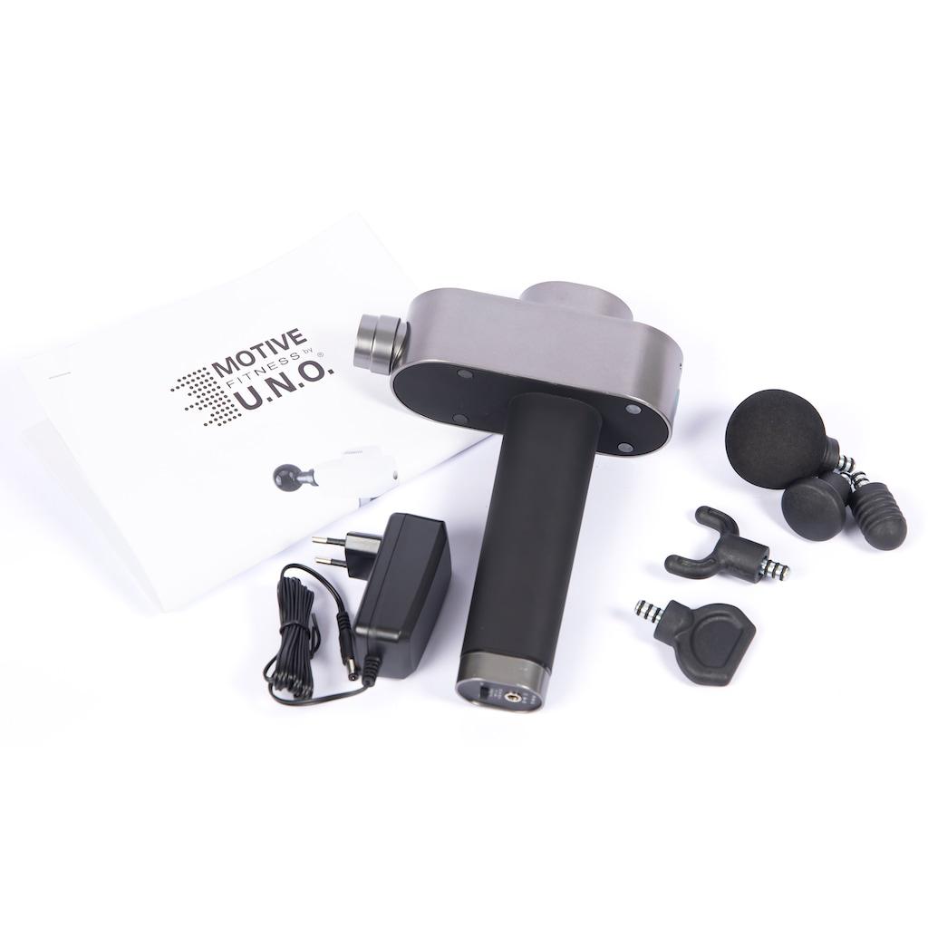 MOTIVE FITNESS by U.N.O. Massagepistole »Muscle-Relax Gun PRO«