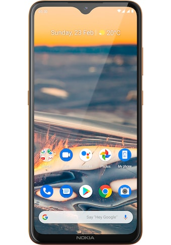 Nokia 5.3 Smartphone (16,63 cm / 6,55 Zoll, 64 GB, 13 MP Kamera) kaufen