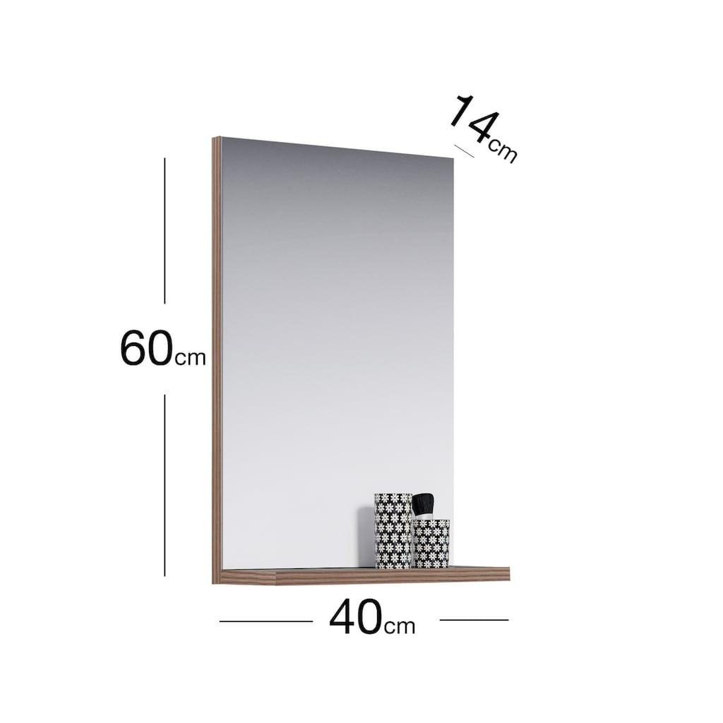 Badmöbel-Set »Riva«, (3 St.), Breite 45 cm, Gästebad, mit Soft-Close
