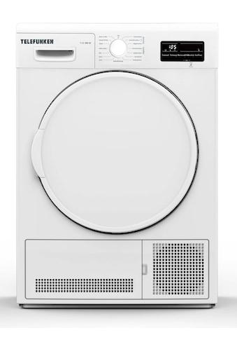 Telefunken Kondenstrockner (7 kg / B / weiß) kaufen