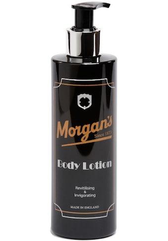 Morgan's Bodylotion, kühlt und erfrischt kaufen