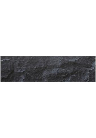 Küchenrückwand  -  Spritzschutz »profix«, Schiefer, 220x60 cm kaufen