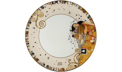 Goebel Speiseteller »Die Erfüllung«, von Gustav Klimt kaufen