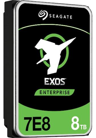 Seagate »Exos 7E8 8TB SATA 512e/4Kn« HDD - Server - Festplatte kaufen