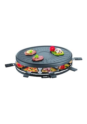 Severin Raclette »RG 2681.902«, 8 St. Raclettepfännchen, 1100 W kaufen