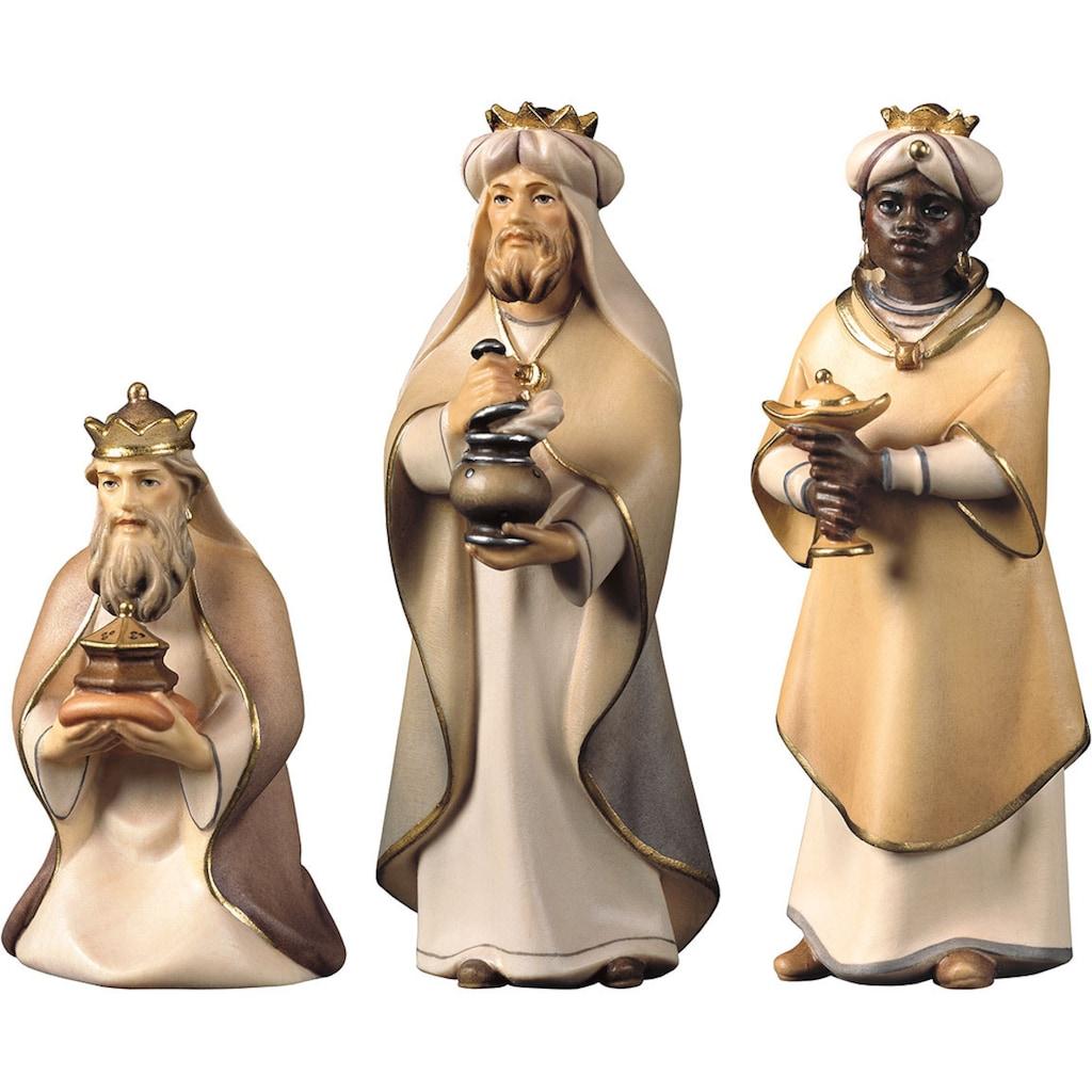 ULPE WOODART Krippenfigur »Heilige Drei Könige« (Set, 3 Stück)