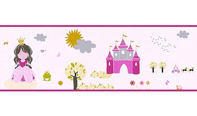 LIVINGWALLS Bordüre »Little Stars«, für das Kinderzimmer, PVC - frei, Vlies kaufen