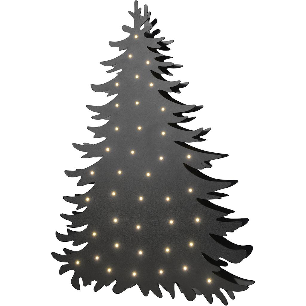 SOMPEX LED Baum »Blacky«, Warmweiß