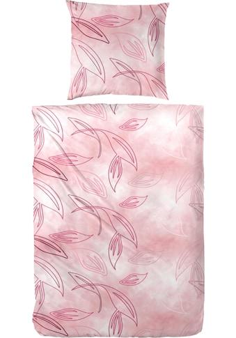 Bettwäsche »Frieda«, mit blumen ähnlichem Muster kaufen