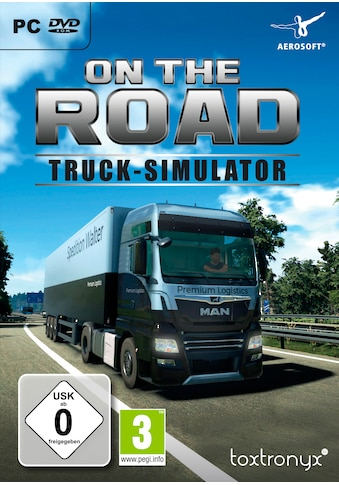 On the Road  -  Truck Simulator PC kaufen