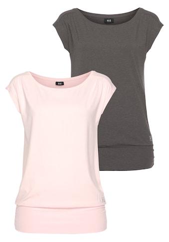 H.I.S T-Shirt »Nachhaltige LENZING™ ECOVERO™ Viskose« kaufen