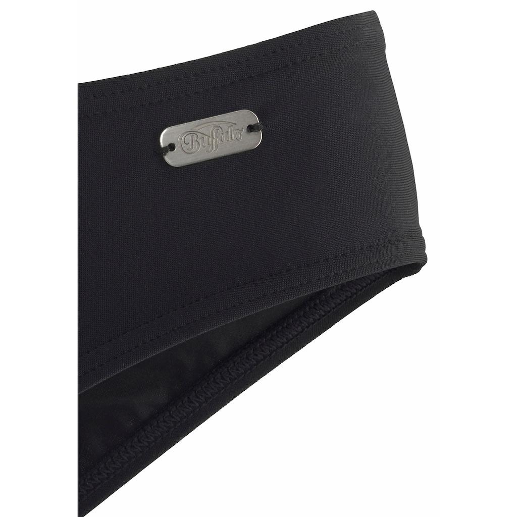 Buffalo Oversize-Tankini, im Animal-Design