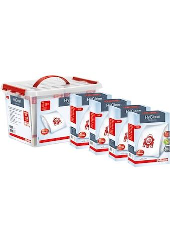 """Miele Staubsaugerbeutel """"Sorglos - Box HyClean 3D Efficiency FJM"""", passend für MIELE kaufen"""