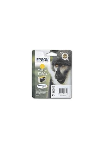 Epson Tintenpatrone Nr. T0894 kaufen