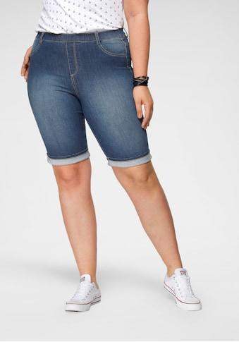 Arizona Jeansbermudas »Bi - Stretch  -  unendlich elastisch« kaufen