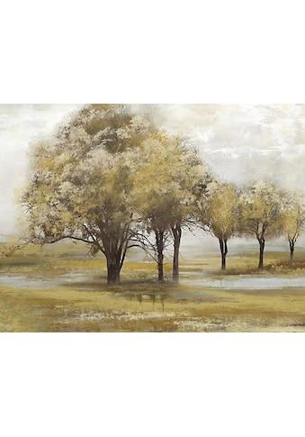 Home affaire Ölbild »Trees«, Bäume kaufen