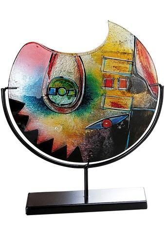 GILDE GLAS art Dekovase »Confuso«, aus Glas kaufen