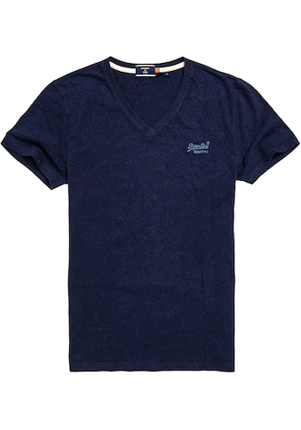 Superdry V - Shirt »CLASSIC VEE TEE« kaufen