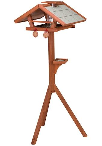 TRIXIE Vogelhaus, BxTxH: 53x53x28 cm, mit Ständer 140 cm kaufen