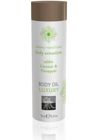 Shiatsu Massageöl »Body Oil Coconut75ml Massage« kaufen