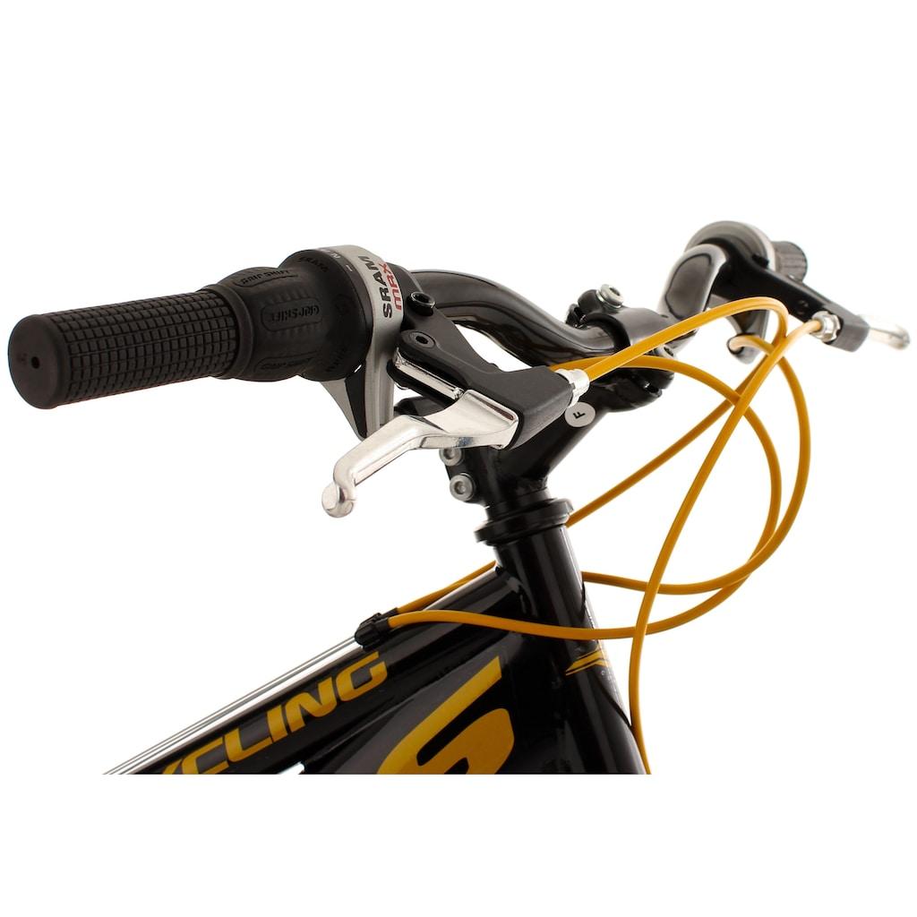 KS Cycling Jugendfahrrad »Bliss«, 18 Gang, Shimano, Tourney Schaltwerk, Kettenschaltung