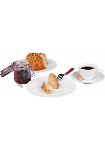 Seltmann Weiden Kaffeeservice »Life«, (Set, 18 tlg.), Mikrowellengeeignet kaufen