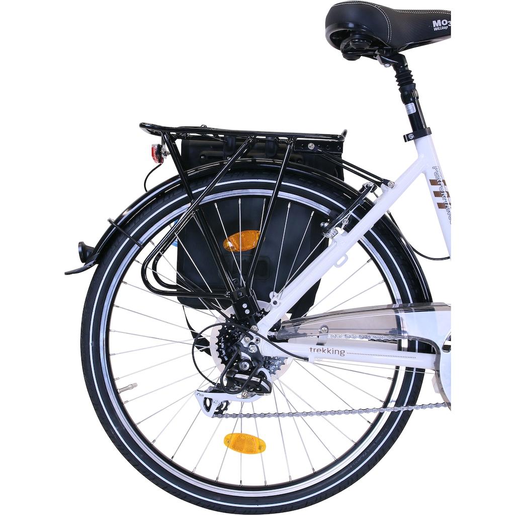 Performance Trekkingrad, Shimano, ACERA RDM360 Schaltwerk, Kettenschaltung