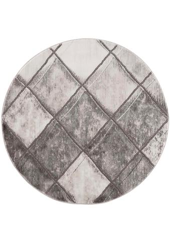 Carpet City Teppich »Noa 9313«, rund, 11 mm Höhe, Wohnzimmer kaufen