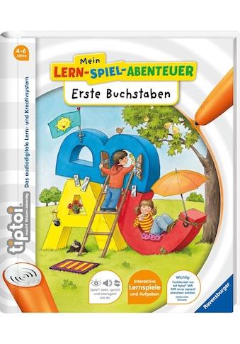 """Ravensburger Buch """"tiptoi® Erste Buchstaben"""" kaufen"""