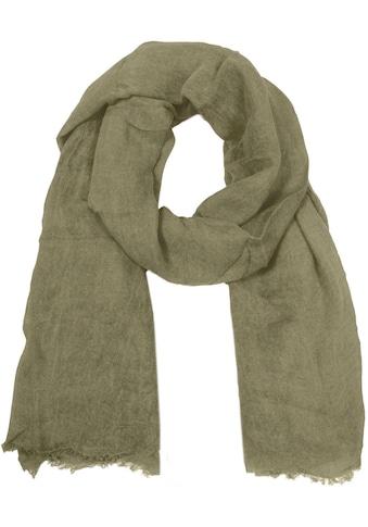 Zwillingsherz Modeschal, Halstuch aus nachhaltigen Bambusfasern kaufen