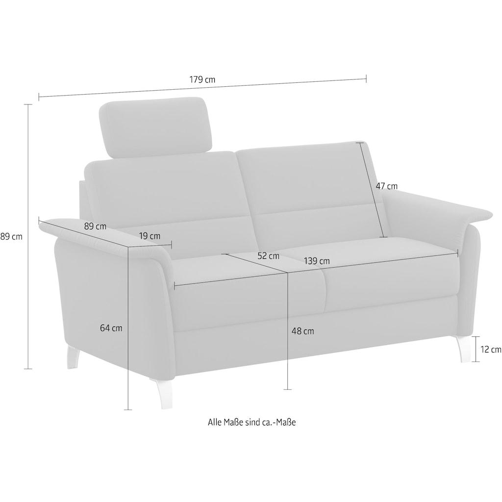 sit&more 2,5-Sitzer, inklusive Federkern