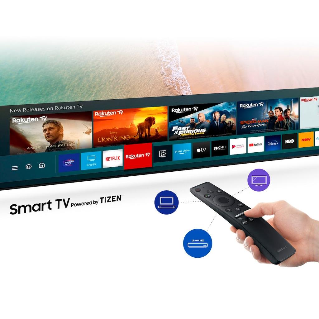 "Samsung LED-Fernseher »GU65TU8079U«, 163 cm/65 "", 4K Ultra HD, Smart-TV"