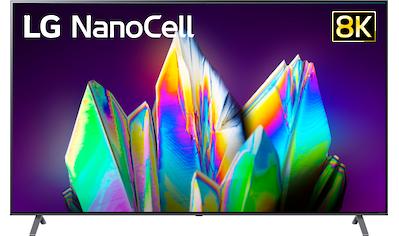 "LG LED-Fernseher »75NANO999NA«, 189 cm/75 "", 8K, Smart-TV, NanoCell-Google Assistant, Alexa und AirPlay 2-inkl. Magic Remote-Fernbedienung-Twin Triple Tuner kaufen"