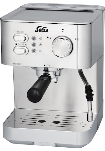SOLIS OF SWITZERLAND Espressomaschine »SOLIS Primaroma, Typ 1010« kaufen