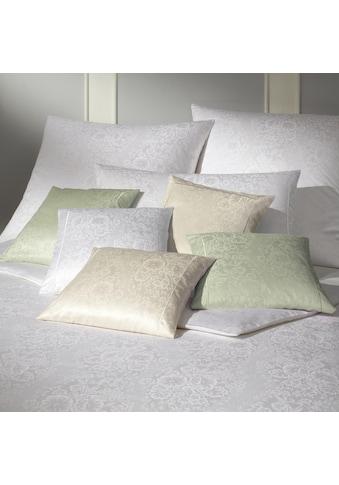 Elegante Bettwäsche »Meridian«, mit feiner Ornamenten Struktur kaufen
