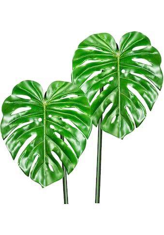 Creativ green Kunstzweig »Splitphilodendronblatt« kaufen