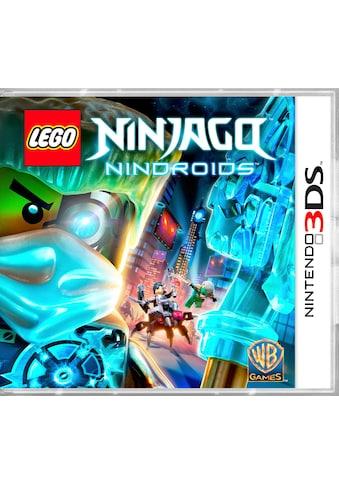 Lego Ninjago Nindroids Nintendo 3DS kaufen