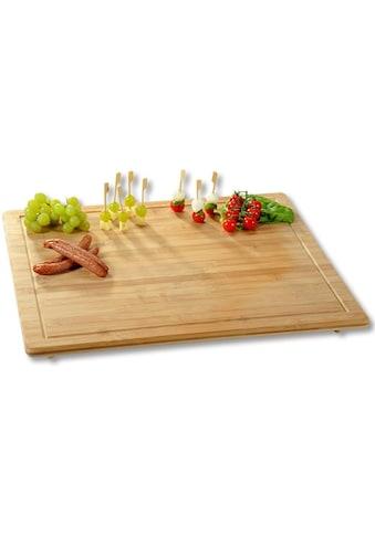 KESPER for kitchen & home Schneidebrett, Gr. 56 x 50 cm kaufen