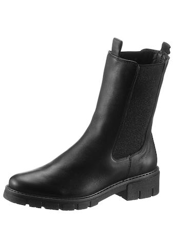 Ara Stiefel »DOVER«, mit breiten Stretcheinsätzen kaufen