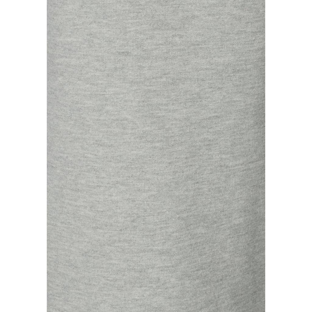 H.I.S Sweathose, mit Streifenband an den Beinaußenseiten