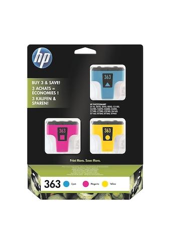 HP Tintenpatronen - Set HP 363 »HP CB333EE« kaufen