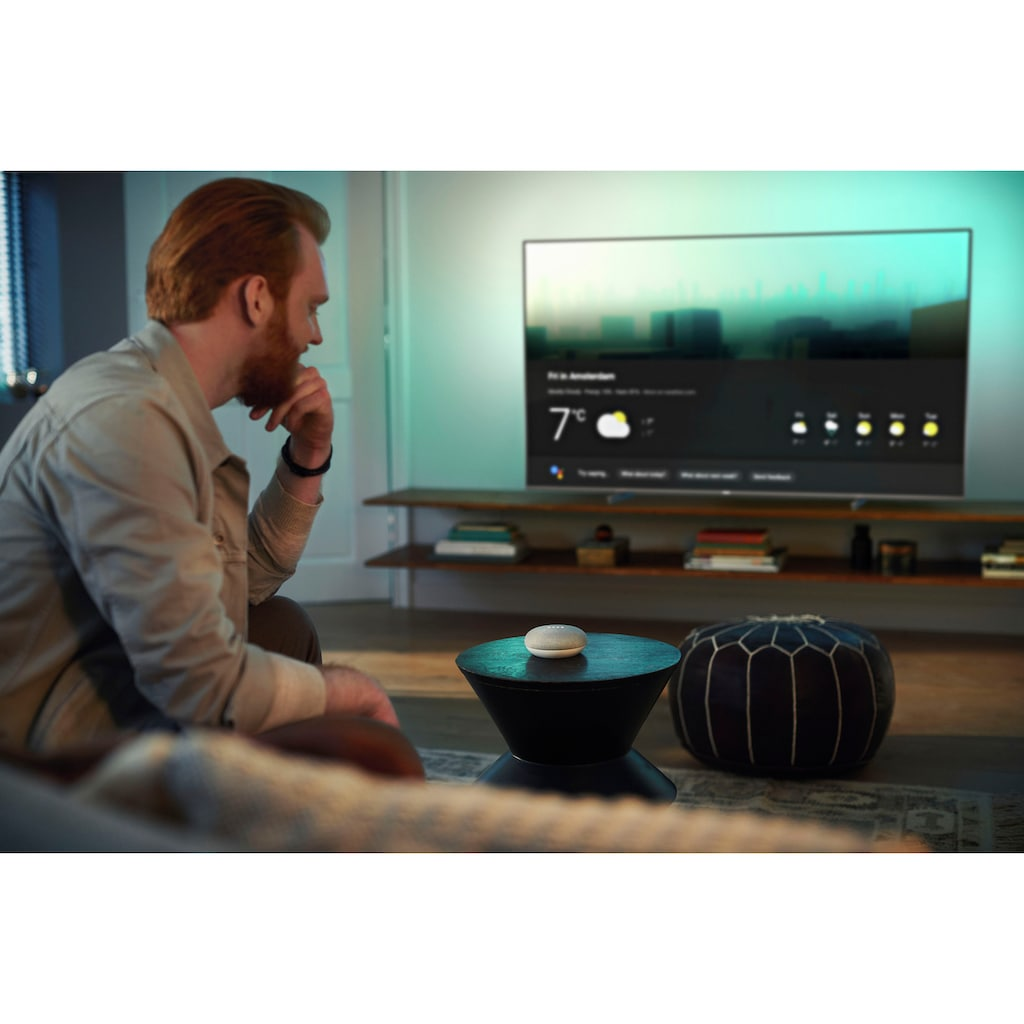 """Philips LED-Fernseher »50PUS7906/12«, 126 cm/50 """", 4K Ultra HD, Android TV-Smart-TV"""