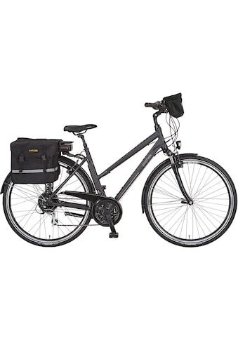 Prophete E-Bike »Entdecker e900«, 24 Gang, Shimano, Acera, Heckmotor 250 W kaufen