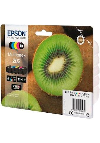 Epson »Multipack T02E7, C13T02E74010, 5 Farben« Tintenpatrone kaufen