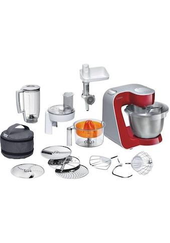 BOSCH Küchenmaschine Styline MUM56740, 900 Watt kaufen
