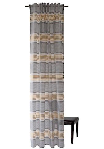"""HOMING Vorhang »Jannis«, HxB: 245x140, Gardine """"Jannis"""" kaufen"""