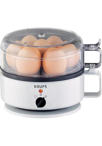 Krups Eierkocher F23070, Anzahl Eier: 7 Stück, 400 Watt kaufen