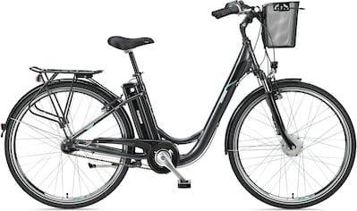 Telefunken E - Bike »Multitalent RC840«, 7 Gang Shimano Nexus Schaltwerk, Frontmotor 250 W kaufen