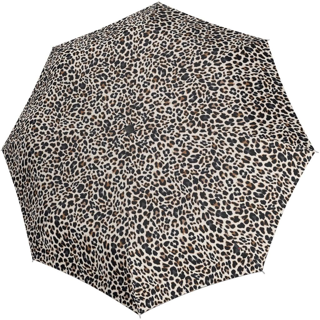 Knirps® Taschenregenschirm »A.200 Medium Duomatic, jaguar«
