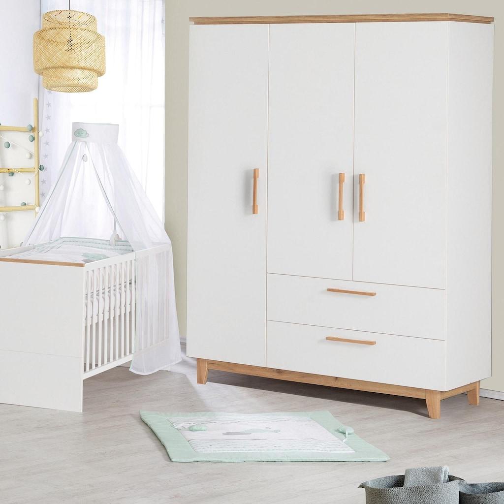 roba® Kleiderschrank »Finn, 3-türig«